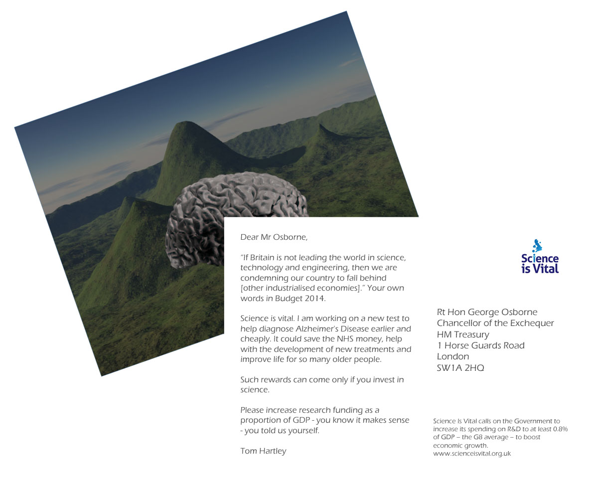 sample postcard sml